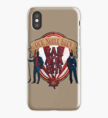 Canadian Noble Brew Eh! iPhone Case/Skin
