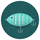 Fishing Lure Design by SpikyHarold