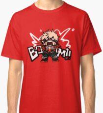 Mon héros universitaire: Katsuki Bakugo - BOOOM !! T-shirt classique