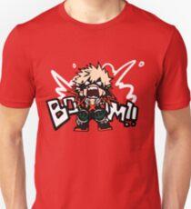 My Hero Academia: Katsuki Bakugo - BOOOM!! Unisex T-Shirt
