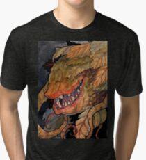 Audrey II Tri-blend T-Shirt
