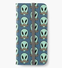 Hello to all my alien friends iPhone Wallet/Case/Skin