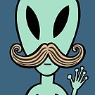Hello to all my alien friends by baggelboy