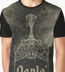 QAPLA' (KLINGON FOR SUCCESS) Graphic T-Shirt