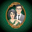George & Martha by Alejandro Mogollo Díez