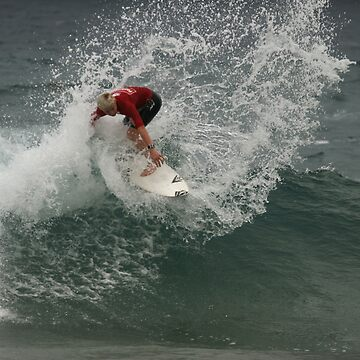 Junior Surfing Titles, NSW - Werrie Beach #7 by NoelElliot