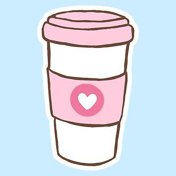 Cute Coffee by mermaidpaints