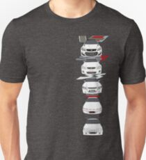 the evo Holden Commodore SS Unisex T-Shirt