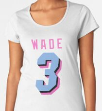 Wade Miami Vice Women's Premium T-Shirt