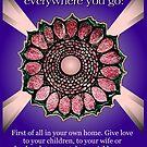 Spread Love by Patricia Howitt
