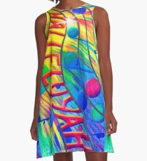 HalleluYAH A-Line Dress