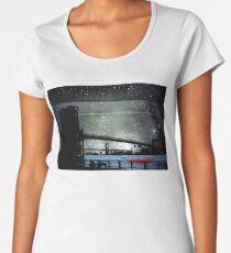 under the ceiling      (M) Women's Premium T-Shirt