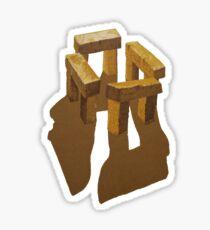 Breadhenge Sticker