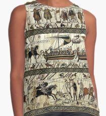 Blusa sin mangas Tapiz de Bayeux