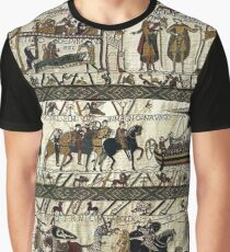 Bayeux Tapestry Graphic T-Shirt