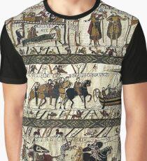 Camiseta gráfica Tapiz de Bayeux