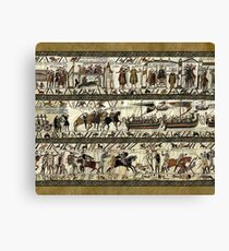 Bayeux Tapestry Canvas Print