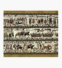 Bayeux Tapestry Photographic Print