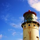 Lighthouse in the Skies by Aimerz