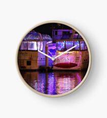 Boats Clock