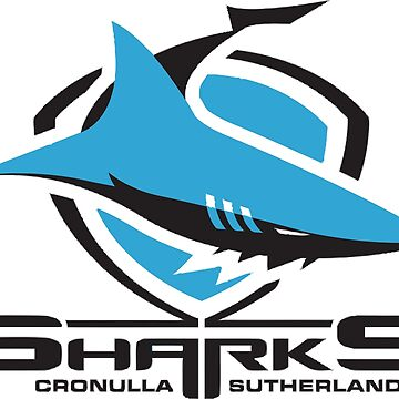 Cronulla Sutherland Sharks by lillopinto