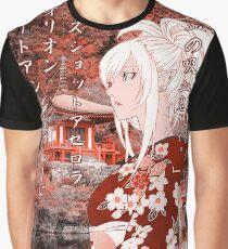 Kiss-Shot Yukata 参 Graphic T-Shirt