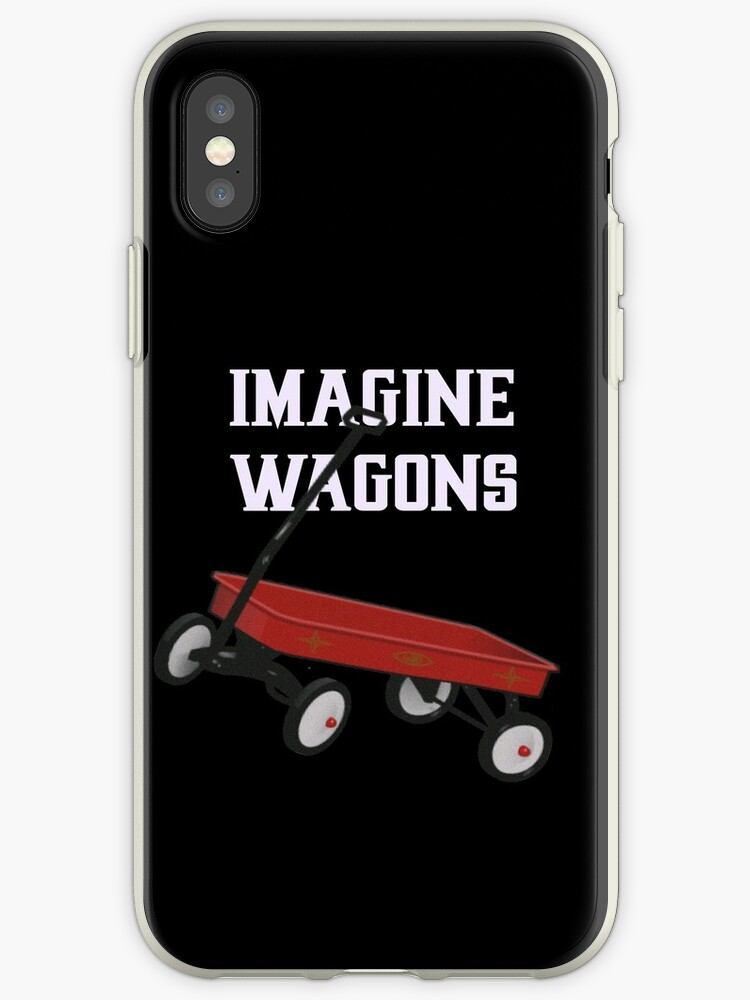 Imagine Wagons by Thelemeric