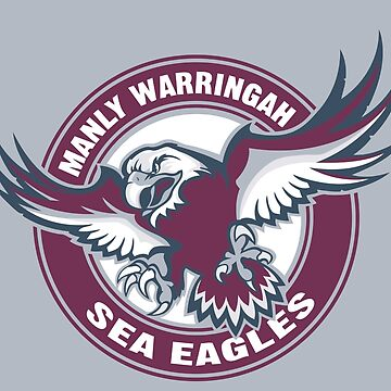 Manly Warringah Sea Eagles by lillopinto