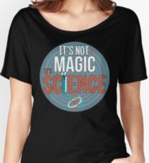 March for Science April 14 2018 Women's Relaxed Fit T-Shirt