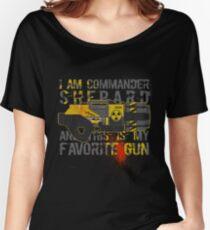 Mass Effect: Cain Women's Relaxed Fit T-Shirt