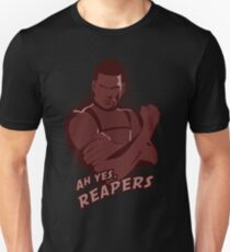 Mass Effect: Commander Shepard Unisex T-Shirt