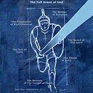 Full Armor of God - Warrior 2 by Patricia Howitt