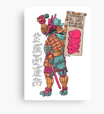 Daimyo DOOM Canvas Print