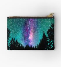 Calvin and Hobbes Galaxy Night Studio Pouch