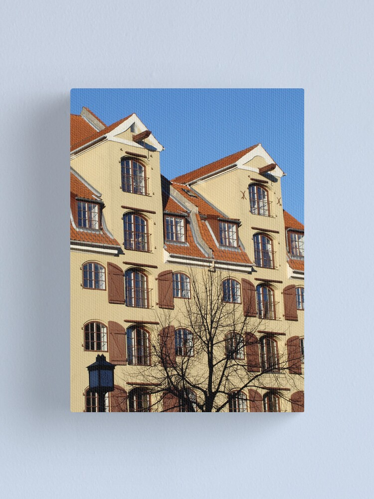 Alternate view of Neatness Canvas Print