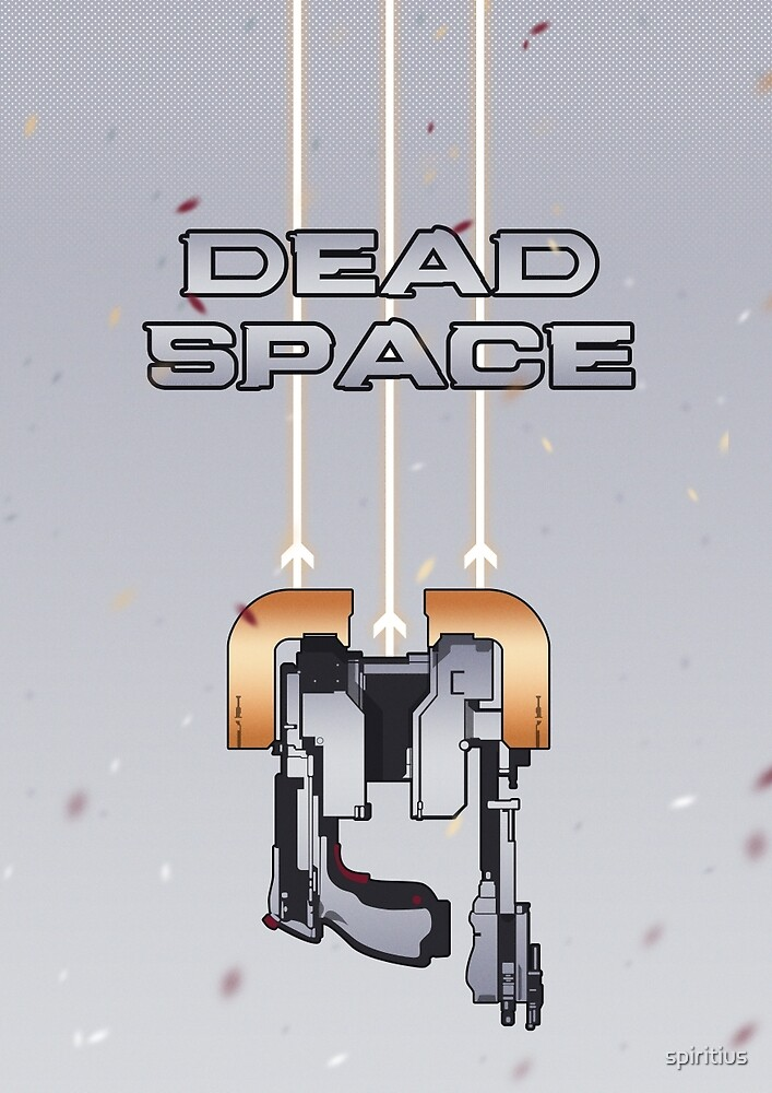 Dead Space: poster by spiritius