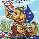 Proud to be a Aussie by iancoate