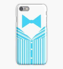 Dapper Dans (Blue) iPhone Case/Skin