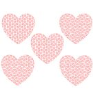 Love Pink Hearts by StarVia