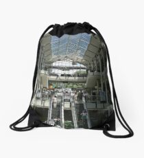Temple of Commerce - the Canberra Centre Drawstring Bag