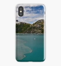 Mountain Currents iPhone Case