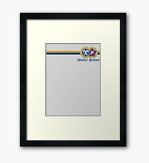 Hacker Pschorr Framed Print