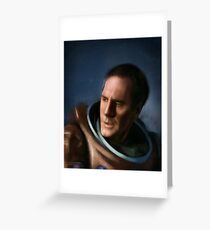 Star Trek: cpt.Archer Greeting Card