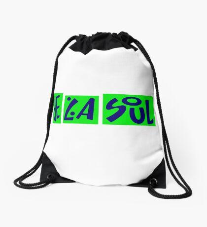 De La Soul Buhloone Mindstate Drawstring Bag