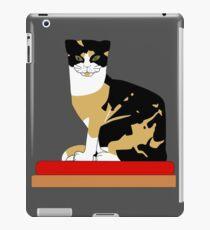 Vicky the Calico Cat iPad Case/Skin