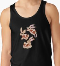 Hot Cross Bunnies Tank Top
