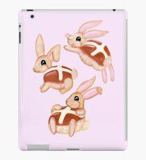 Hot Cross Bunnies iPad Case/Skin