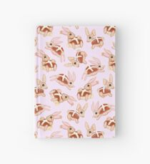 Hot Cross Bunnies Hardcover Journal