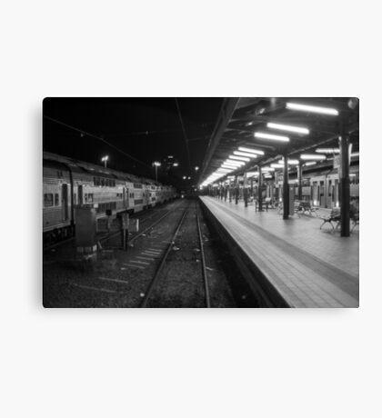 Central Station, Sydney. Canvas Print