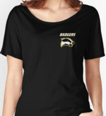 Badgers Women's Relaxed Fit T-Shirt